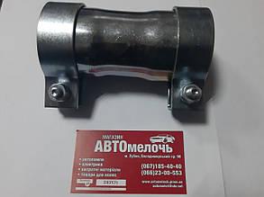 Хомут глушителя трубный Д=51 125 мм пр-во Польша