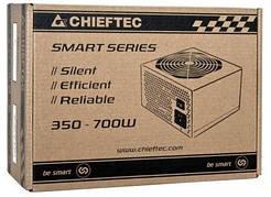 Блок питания Chieftec Retail Smart GPS-600A8 600 Вт