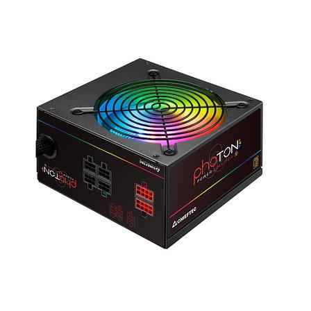 Блок живлення Chieftec Retail Photon CTG-750C-RGB 750 Вт, фото 2