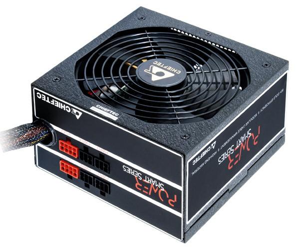 Блок питания Chieftec Retail Power Smart GPS-750C 750 Вт