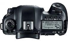 Цифрова фотокамера дзеркальна Canon EOS 5D MKIV + об'єктив 24-105 L IS II USM (1483C030), фото 3
