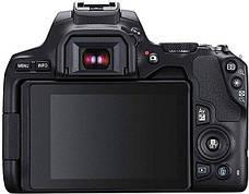 Цифровая фотокамера зеркальная Canon EOS 250D kit 18-55 DC III Black (3454C009), фото 3