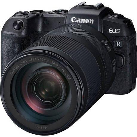 Цифровая фотокамера Canon EOS RP + RF 24-240 + адаптер EF-RF (3380C107), фото 2