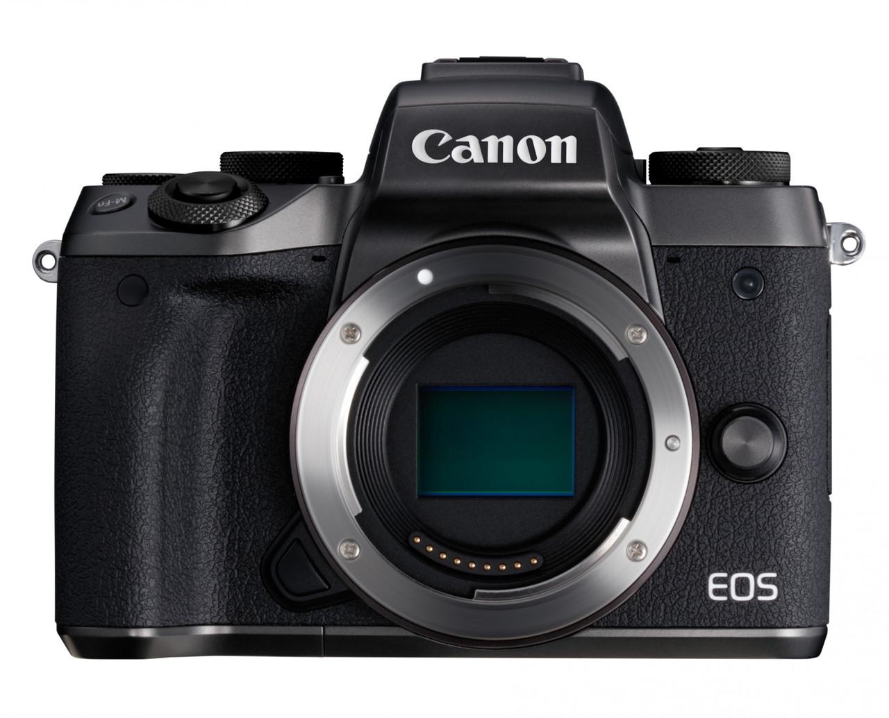 Цифрова фотокамера Canon EOS M5 Body Black (1279C043)