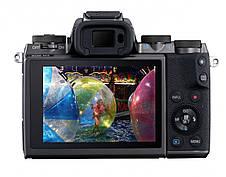 Цифровая фотокамера Canon EOS M5 Body Black (1279C043), фото 2