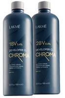 Окислитель CHROMA DEVELOPER 18V 28V Lakme 1000 ml