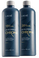 Окислитель Lakme Chroma developer 1000 ml