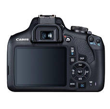 Цифровая фотокамера зеркальная Canon EOS 2000D + 18-55 IS II + SB130 (2728C015), фото 2