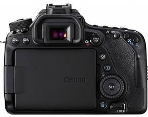 Цифровая фотокамера зеркальная Canon EOS 80D + объектив 18-135 IS nano USM (1263C040), фото 2