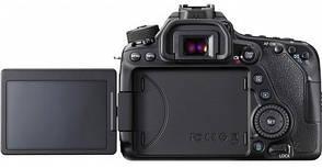 Цифровая фотокамера зеркальная Canon EOS 80D + объектив 18-135 IS nano USM (1263C040), фото 3