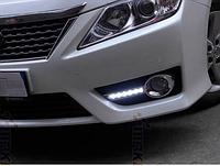Штатные дневные ходовые огни (DRL) для Toyota Camry 2011-2013