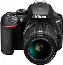 Цифровая фотокамера зеркальная Nikon D3500 + AF-P 18-55 non VR (VBA550K002), фото 2