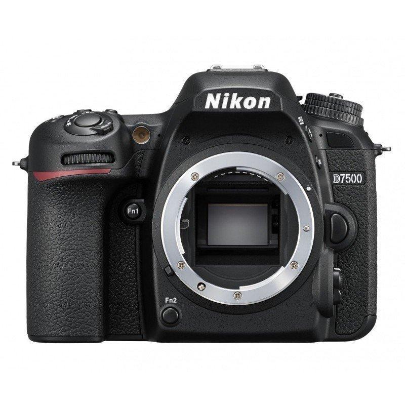 Цифровая фотокамера зеркальная Nikon D7500 Body (VBA510AE)