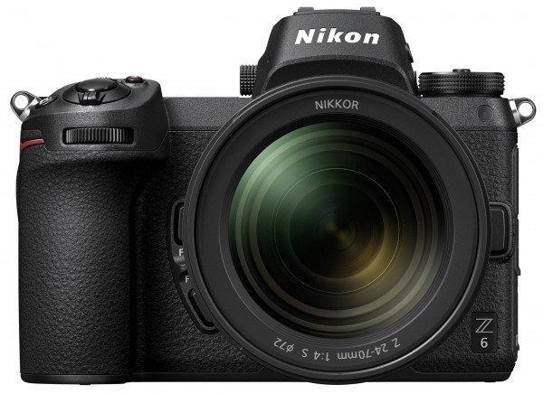 Цифровая фотокамера Nikon Z 6 + 24-70 мм f4 Kit (VOA020K001)