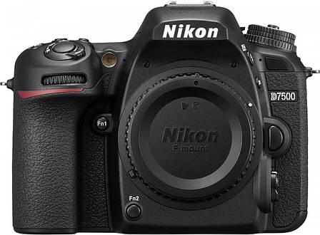 Цифровая фотокамера зеркальная Nikon D7500 KIT AF-S DX 18-105 VR (VBA510K001), фото 2