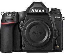 Цифрова фотокамера дзеркальна Nikon D780 Body (VBA560AE), фото 2