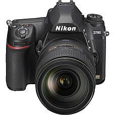 Цифрова фотокамера дзеркальна Nikon D780 Body (VBA560AE), фото 3