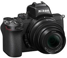 Цифрова фотокамера Nikon Z50 + 16-50 мм VR + FTZ (VOA050K004), фото 3