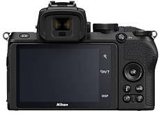 Цифровая фотокамера Nikon Z50 + 16-50 мм VR + FTZ (VOA050K004), фото 3