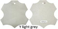 Кожа стелечная (подкладочная) воскованая цвет Серый(Y light grey)