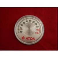 Термометр указатель температуры для напольных котлов, код сайта 0326