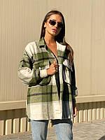 Модні жіночі сорочки Хакі, фото 1