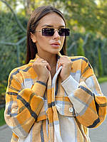Модні жіночі сорочки Гірчиця, фото 1