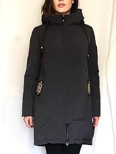Зимние Куртки Парки Visdeer Баталы Женские Оптом Размеры 46-56 Фабричный Китай Опт