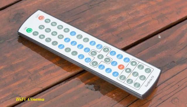 """SUNBRITE 43"""" Veranda Series Remote Control"""