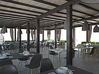 Проектирование и производство летних ресторанов и кафе, фото 1