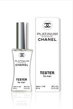 Тестер Chanel Egoiste Platinum мужской, 60 мл