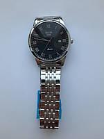 Чоловічі годинники Skmei 9058 Silver Black