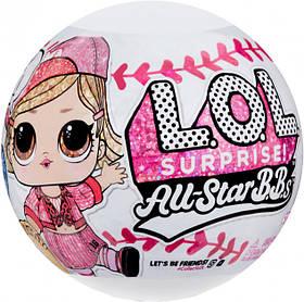 Ігровий набір з лялькою L. O. L. Surprise! Original серії All-Star B. B. s - Спортивна команда