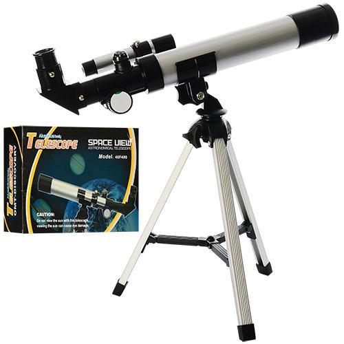 Дитячий телескоп переносний на тренозі для маленького ерудита