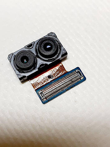 Фронтальна камера Samsung A530F Galaxy A8 (2018) оригінал б.у., фото 2