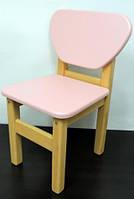 Стульчик (розовый)
