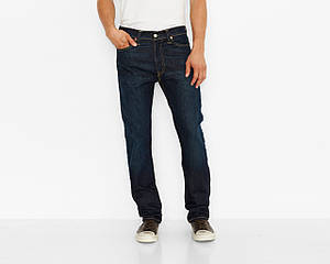 Джинсы Levis 513™ Slim Straight Jeans BIOLOGY new