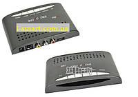 Конвертер S-video AV 3 RCA (тюльпаны) в HDMI