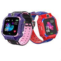Детские смарт-часы S19 с камерой и GPS трекером. Smart Watch детские смарт часы