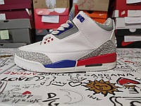 "Кроссовки Nike Air Jordan 3 ""International Flight"" реплика, фото 1"