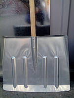 Лопата снегоуборочная оцинкованная