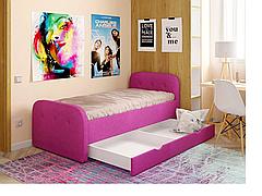 Кровать детская Тедди 80х170 с ящиком ТМ Viorina-Deko