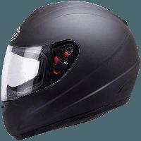 Мотошлем MT Thunder Kid Solid Gloss Black