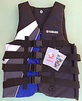Жилет страховочный Yamaha 4B Blue M