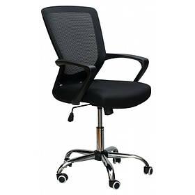 Офісне крісло Special4You Marin чорне для персоналу