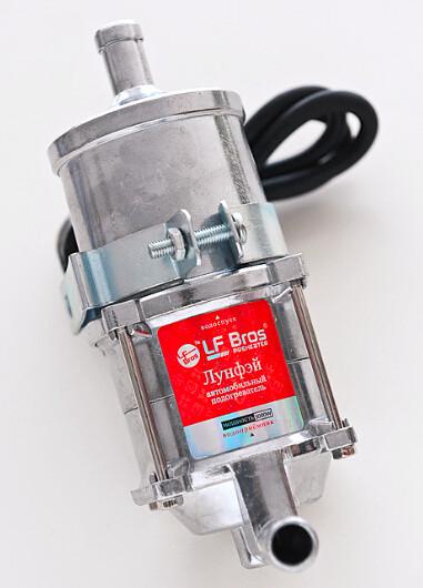 Нагреватель двигателя Лунфэй  Брат GT 3 квт (с помпой)