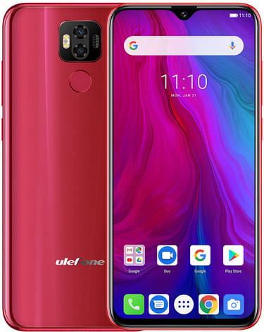 UleFone Power 6 red, фото 2