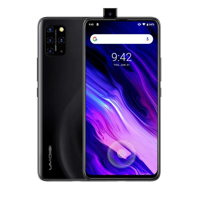 Umidigi S5 Pro Black