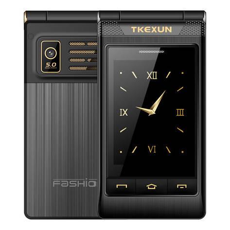 Мобильный телефон Tkexun G10-1 3G Black, фото 2