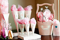Как приготовить сладкую вату дома?